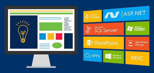 .NET Application Development Company - etechtics.com - Hire Enterprise .Net Application Developers